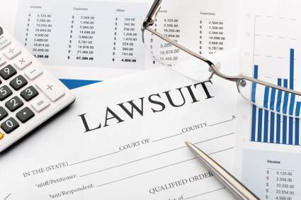 Lawsuit Document Alleging Negligence Against An Employee of a Corporation